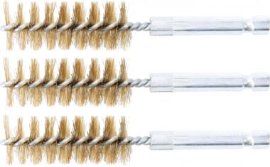 Brass Brush | 18 mm | 6.3 mm (1/4