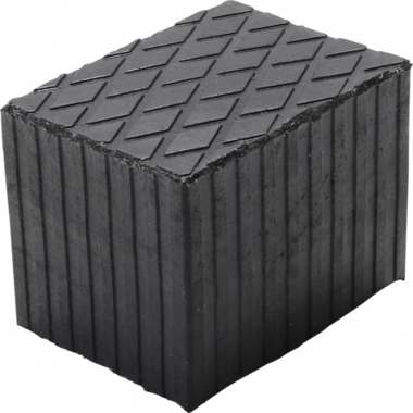 Rubber Pad | for Auto Lifts | 160 x 120 x 120 mm