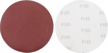 Sanding Pads Set | for Drywall Sanders | Grain Size 180 | Aluminium Oxide | 10 pcs.