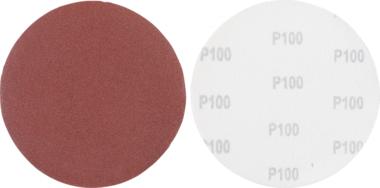 Sanding Pads Set | for Drywall Sanders | Grain Size 100 | Aluminium Oxide | 10 pcs.