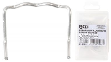 Repair clamp L-model Diameter 0.8 mm 100-pcs