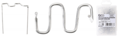 Repair Staples W-Type Ø 0.8 mm 100 pcs.