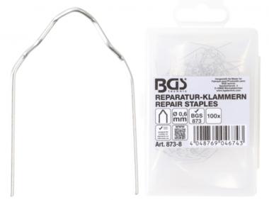Repair clamp V-model Diameter 0.6 mm 100 pcs