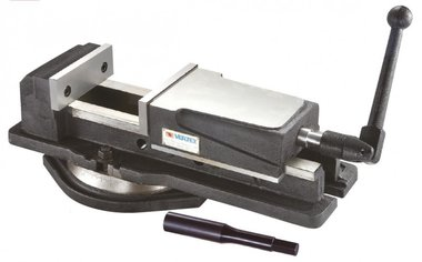Mechanical milling clamp extra large jaw opening 132mm