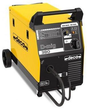 Deca welding machine MIG D-MIG 380 230/50 1Ph