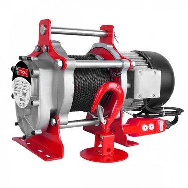 Electric winch 3x400v 750 kg