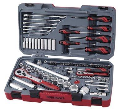 Combined tool 1/4 - 1/2 set 95-pcs