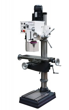 Column drilling machine with cross table diameter 32mm