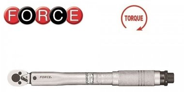 3/8 Tone control torque wrench 270mmL 5 ~ 25Nm