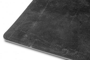 Flat rubber per running meter 1mx1400mmx3mm