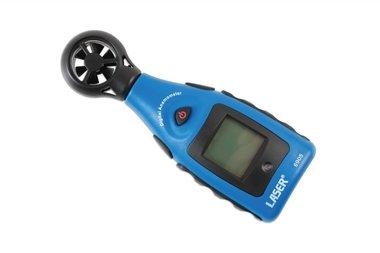 Anemometer and Temperature Meter