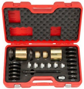 Professional set for the wheel bearings