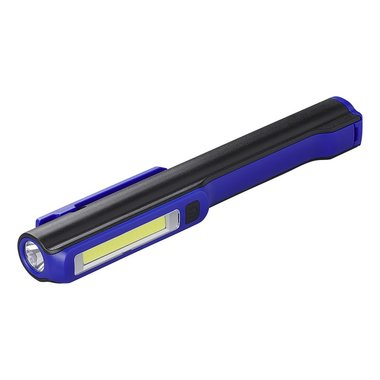Pen light 2 in 1 COB oplaadbaar