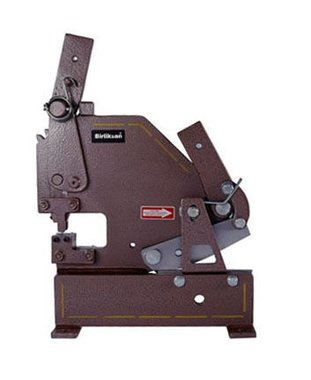 Combined punching and cutting unit