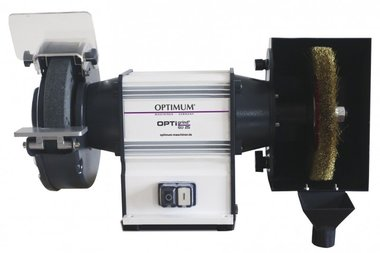 Bench grinder with brush diameter 175 - 450W