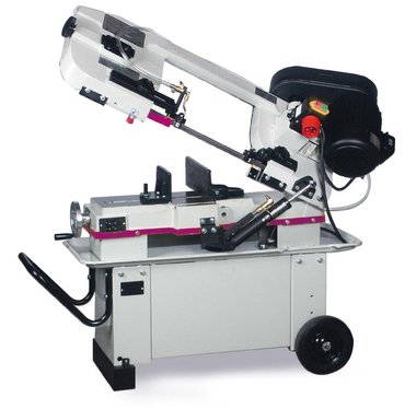 Mobile band saw diameter 178 mm - cord / belt - 230V
