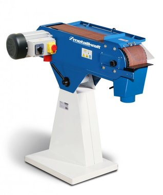 Two-speed belt sander, belt width 150mm