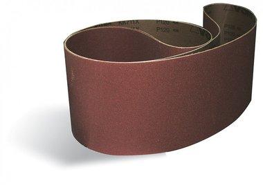 Sanding belts metal / wood 100x1220mm - x10 pieces