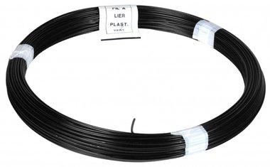 Twine PVC black 1.4/2.0 mm 50 m
