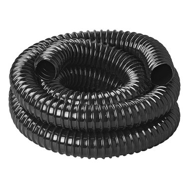 Waste water hose black 5,00M / 19mm