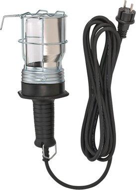 Rubber torch IP54 5m H07RN-F 2x1.0 100W E27