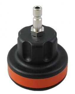 Loose cap for coolant 6