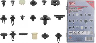 Automotive Clip Assortment for Nissan 408 pcs.