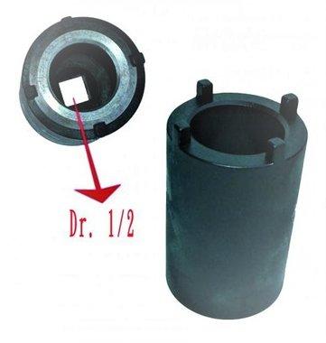Daf steering linkage fixing base socket 41mm