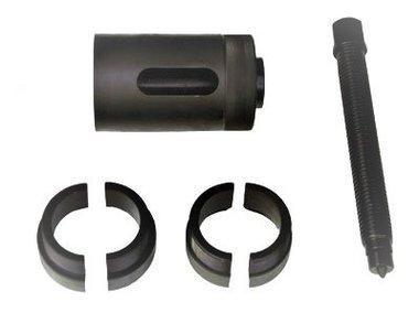 Steering mechanism bearing puller