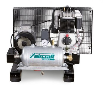 Compact addition compressors 10 bar - 13 liters